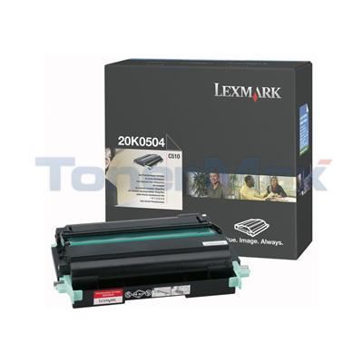 LEXMARK C510 PHOTODEVELOPER CART